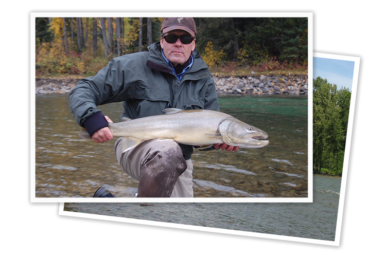 walk & wade fly fishing trips