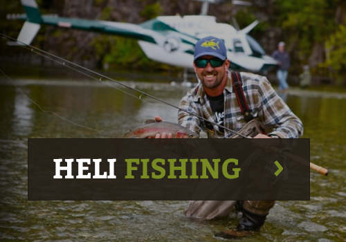 fly fishing tours